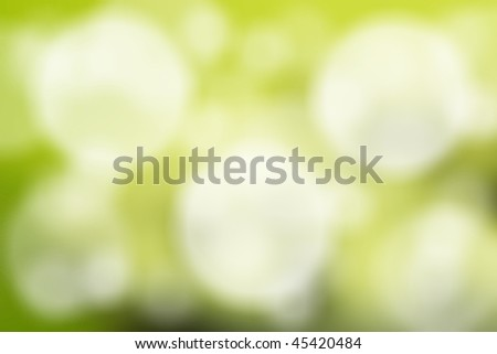 twinkle/green - stock photo
