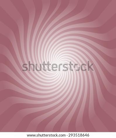 twirl, sunburst background - stock photo