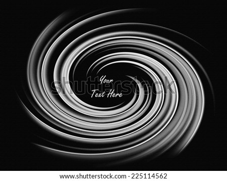 Twirl - Text - stock photo
