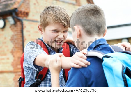 School Fight Stock Images, Royalty-Free Images & Vectors ...