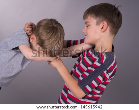 Boys Fighting Stock Photos Royalty Free Images Amp Vectors