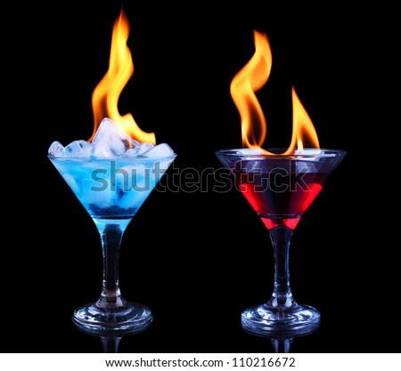 Fire And Ice Stock Images Royalty Free Images Amp Vectors