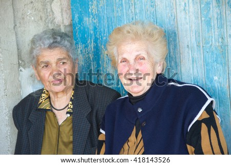 Two grandmothers