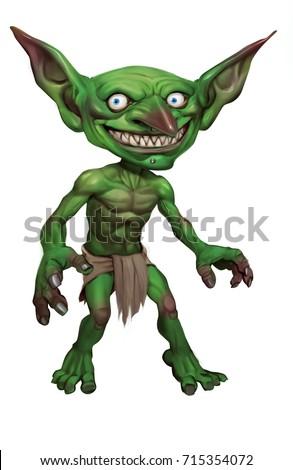 Ugly Goblin
