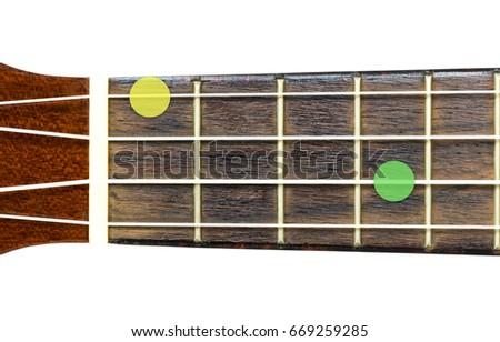 Ukulele Chord E Diminished E Dim Stock Photo (Royalty Free ...