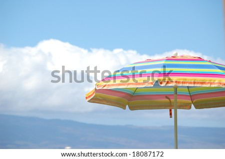 umbrella 3 - stock photo