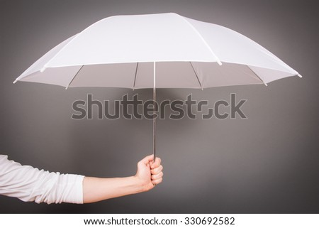 Umbrella - stock photo