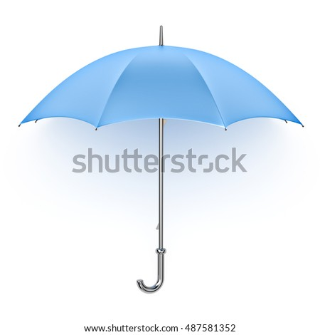 Umbrella 3d Illustration