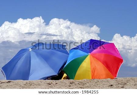 Brazilian Girl On Copacabana Beach Stock Photo 2257063