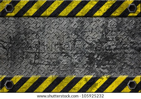 Under construction design - stock photo