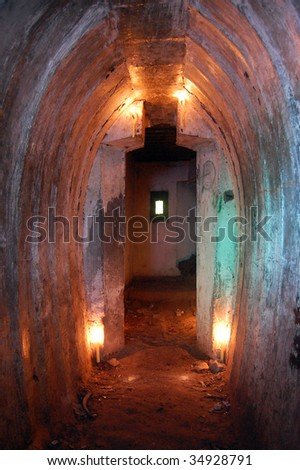 stock-photo-underground-citadel-part-of-