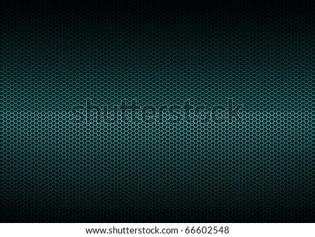 Underwater Metal Plating, background - stock photo