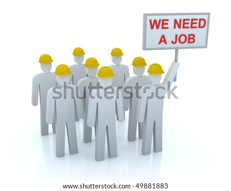Unemployed Team : We need a job