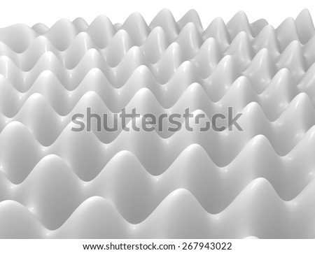 Unevenness - stock photo