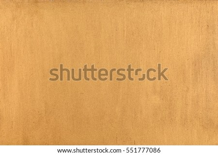 Uniformly illuminated golden background, texture, with space for your text