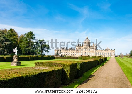 Castle howard is it national trust