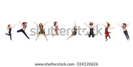 United Sports Isolated over White