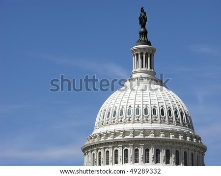 United States Capitol Dome, Washington, DC