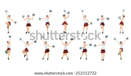 United we Act Together we'll Win  - stock photo