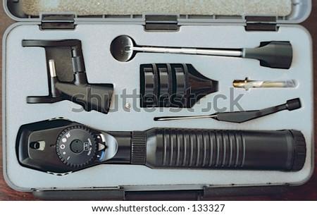 Universal medical tool - stock photo