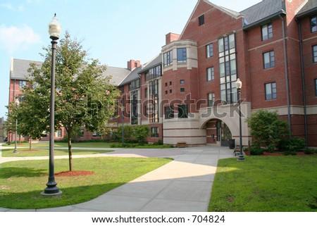University of Connecticut - stock photo