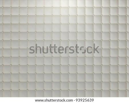 upholstery - stock photo