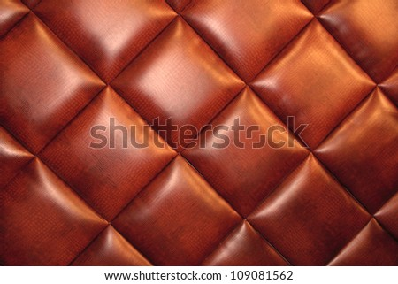 upholstery pattern - stock photo