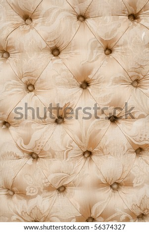 upholstery texture - stock photo