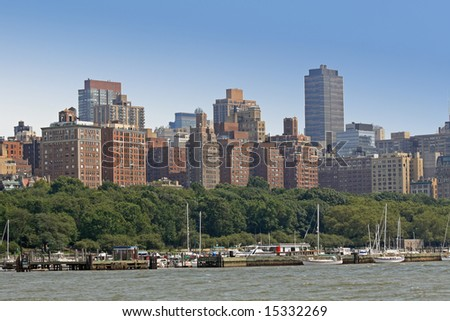 Upper West Apartments - stock photo