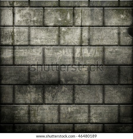 urban brick wall