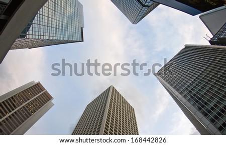 Urban Color - stock photo