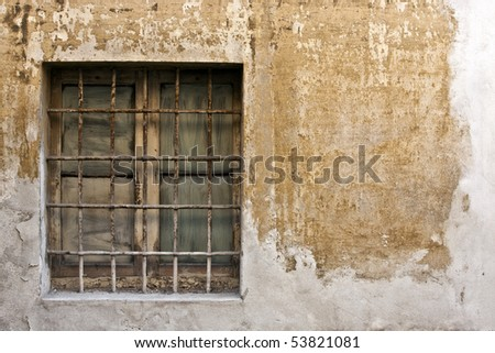 Urban decay - stock photo