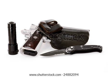 Urban essentials - stock photo