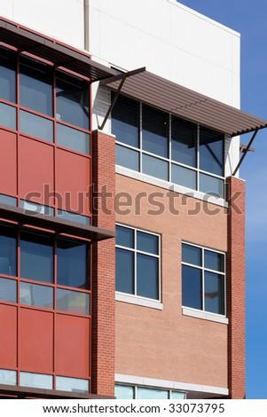 Urban housing - stock photo