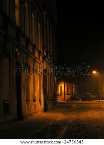Urban road. - stock photo