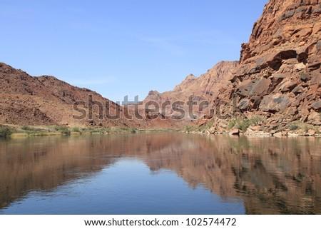 US, arizona/grand canyon/ - stock photo