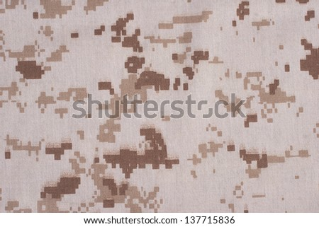 us army camouflage pattern - stock photo