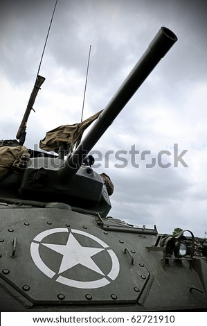 US Army Sherman Tank