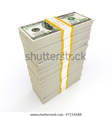 how to make stacks of money