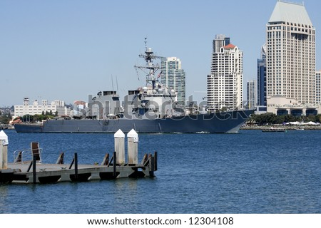 Destroyer Ship Stock Images, Royalty-Free Images & Vectors ...