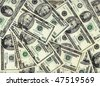 us twenties and fifties - stock photo