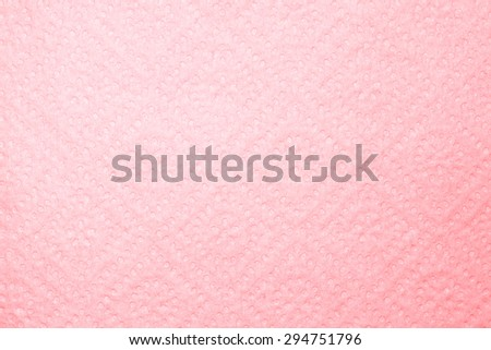 Used paper towel in tissue style texture background - stock photo