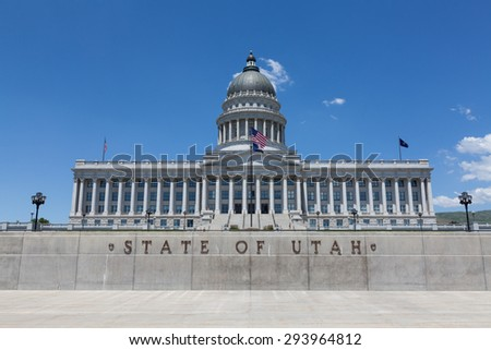 Utah State Capitol Building, Salt Lake City