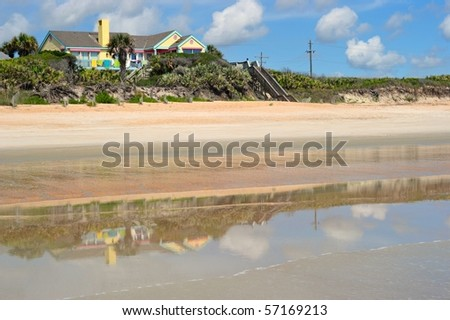 Vacations in Florida - stock photo