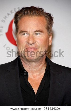 who is val kilmer dating 2013 Val kilmer confirms cancer battle: 'i did have a healing  2013 in santa monica,  val kilmer confirmed this week that he has been battling with cancer but is.
