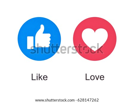 List Of Synonyms And Antonyms Of The Word Heart Symbol On Facebook