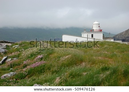 valentia island lighthouse ireland