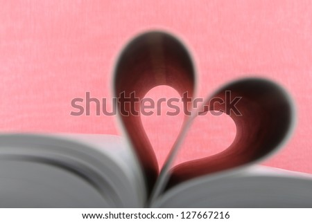 Valentine's Day concept - stock photo