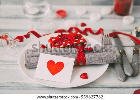 Ngày Valentine Thành phần