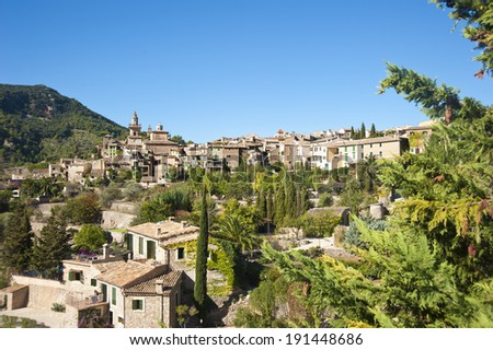 Valldemossa village